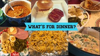 What's for Dinner?  Family Meal Ideas  #4