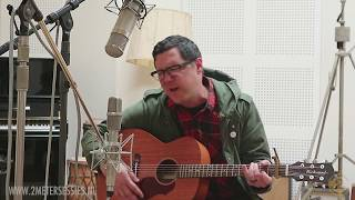 """Damien Jurado: 4 songs of new record """"The Horizon Just Laughed"""" (2018) live in the studio"""