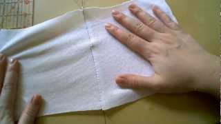 How To Sew Knits And Stretch Fabrics With A Sewing Machine