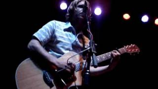 "Jon Foreman - ""Behind Your Eyes"" at UCSD"