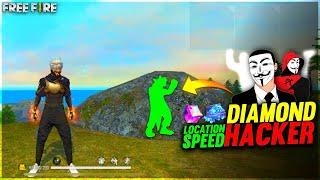 Hacker In My Game Diamonds Hacker Dj Alok Hacker | Wall Hacker Flying Hacker - Garena Free Fire