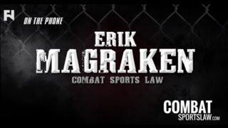 Erik Magraken on Mark Hunt