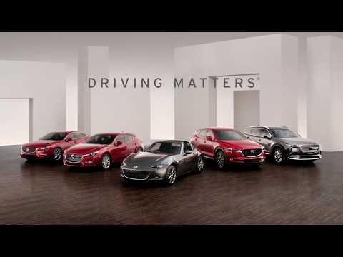 Mazda Commercial for Mazda6 (2017) (Television Commercial)