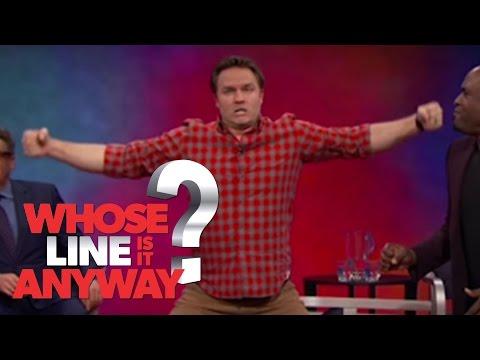 Náhradní hlas: Hulk a Hulkyně - Whose Line Is It Anyway?