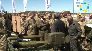 Дати відсіч ворожим танкам - на Чернігівщині презентувалу новітню українську зброю