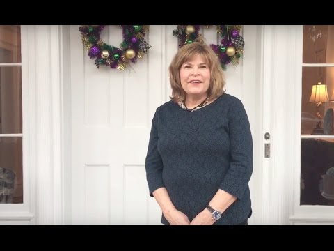 Take a tour of the Ole Miss Chancellor's home with Sharon Vitter