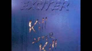 Exciter- Rain of Terror