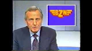 BZN - TV Zuid Afrika - interview Jan Tuijp - 29-09-1990 - SABC NEWS