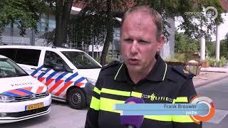 Politie zoekt met heli en speurhonden naar overvallers casino Berg en Dal