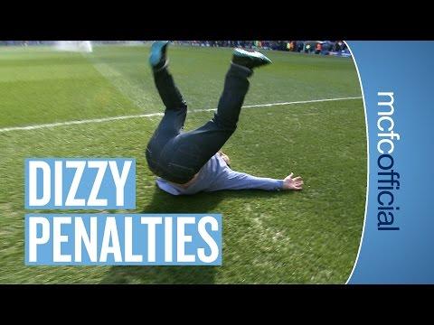 FUNNY DIZZY PENALTIES | Manchester City Fans