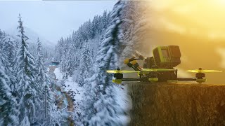 IFlight Nazgul 5 HD | Cinematic FPV Mountain Cruising