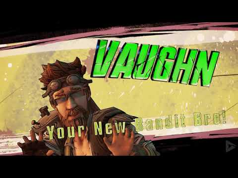 BORDERLANDS 2: Fight for Sanctuary DLC All Cutscenes (Game
