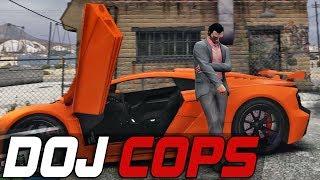 Dept. of Justice Cops #430 - DeMartini Millionaire