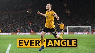 Jota V Man United | Every Angle