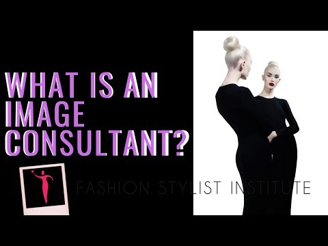 What is an Image Consultant? - YouTube