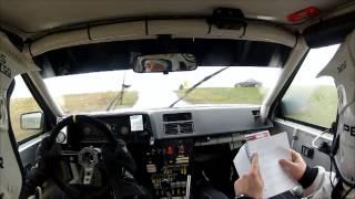 preview picture of video 'Rallye Eisleck 2012 :: WP 5/6 Lausdorn :: Inboard Vogt/Schmitt'