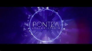 Pontea - Unpredictable (Lyric Video)