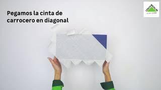 ¿Cómo Decorar Una Caja Con Papel Pintado Y Chalk Paint? (Leroy Merlin)