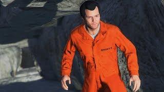 GTA 5 - ESCAPE the PRISON as a BILLIONAIRE!