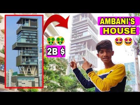 "Mukesh Ambani house ""Antalia"" $2 Billion World's most expensive House ||"