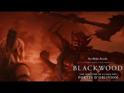 Trailer d'annonce du nouveau chapitre des Portes d'Oblivion de The Elder Scrolls Online: Blackwood