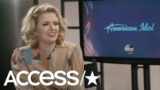 'American Idol': Maddie Poppe Explains How She Got An Accidental Heads Up On Her Big Win | Access - Video Youtube