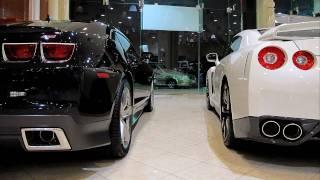 Chevrolet Camaro, Nissan GT-R vs Chevy Camaro SS