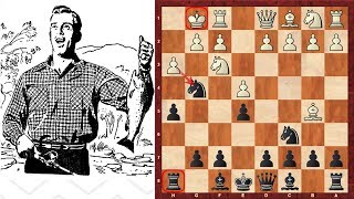 Chess Opening Traps 3 The Fishing Pole Opening Trap Berlin Defense And Tango Chessworldnet
