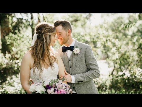 Groom Knew She Was The One After 1 Week   Santa Barbara Woman's Club Wedding