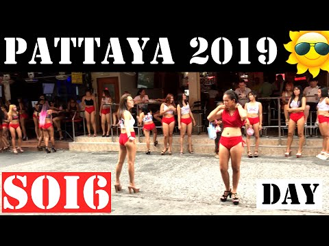 Download Pattaya Soi 6 At Night Video 3GP Mp4 FLV HD Mp3 Download