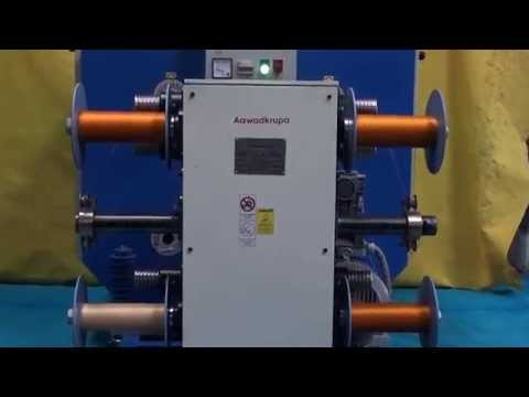 Ply Yarn Twister Machine