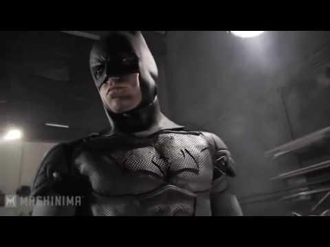 Битвы героев-2: Бэтмен против Дэдпула