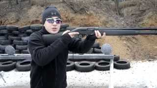 Как найти правильное расположение щеки на прикладе ружья