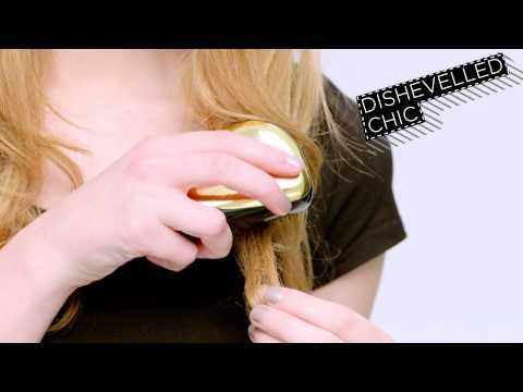 Tangle Teezer Tangle Teezer Compact Styler Gold