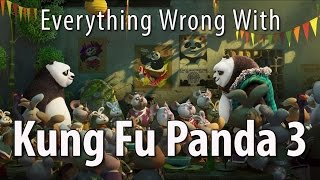 Download Youtube: Everything Wrong With Kung Fu Panda 3 In 12 Minutes Or Less