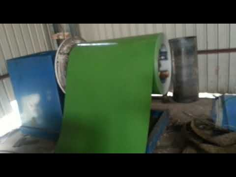 Color Steel Roof Sheet Forming Machine