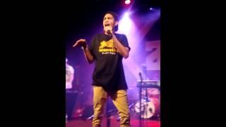 Bryce Vine Live - Take Me Home