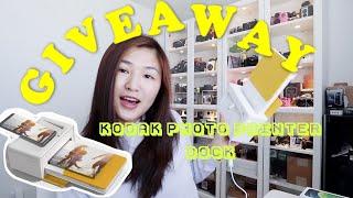 Kodak Dock Plus Photo Printer Review & Giveaway!