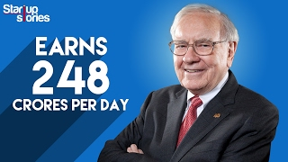 Warren Buffett Success Story | How Warren Buffett Became The World's Richest Man
