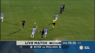 מחזור 22 - ניצחון 3:0 על פסקארה בבית ועלייה למקום הרביעי