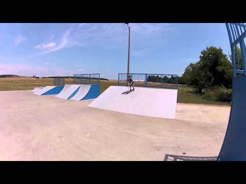 WATERTOWN SKATEPARK GOPRO EDIT