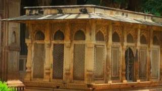 Tansen's Tomb at Gwalior