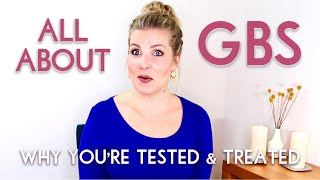 GBS: Group Beta Strep! Why You're Tested, What is it & More!   Sarah Lavonne