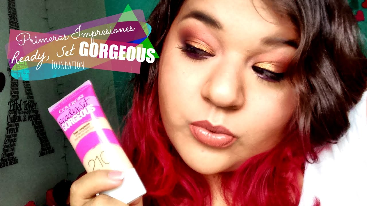 Primeras impresiones: Ready, set, gorgeous