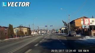 WORD Rybnik - Trasa Egzaminacyjna - Wielopole, OSK VECTOR Knurów