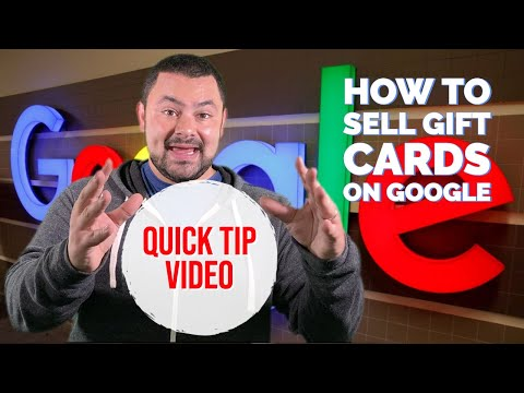 Google My Business 2020 - How To Sell Gift Cards and Accept ...