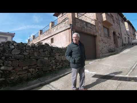 Riocavado de la sierra Casa del abuelo Esteban  Europa 2019 GOPR2115