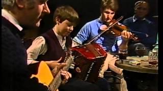 Dermot Byrne, Dermot and Joe McLaughlin, Sean Byrne - a Donegal Highland