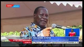 John Malombe aonya kuwa atawashinda Ngilu na Musila
