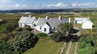GANNOUGHS COTTAGE, CLEGGAN, CLIFDEN, COUNTY GALWAY, IRELAND